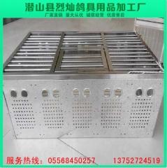 厂家定制铝制放飞笼 训放笼 钢铝结合训放笼 60*36*24