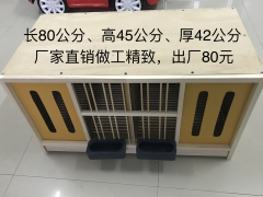 信鸽配对笼,巢箱,鸽子笼 长80×高45×厚42