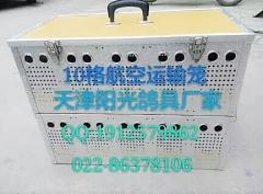 10格赛鸽托运笼,航空运输笼,训放笼规格58-30-45公分